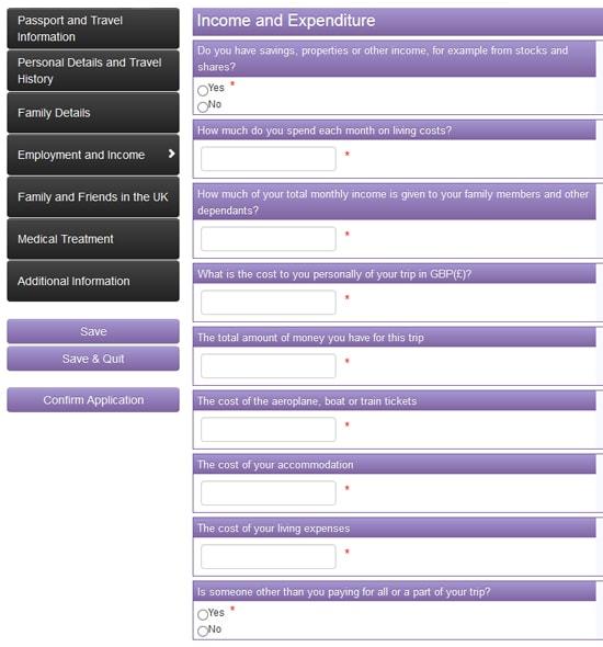 образец заполнения анкеты форма 4 на службу