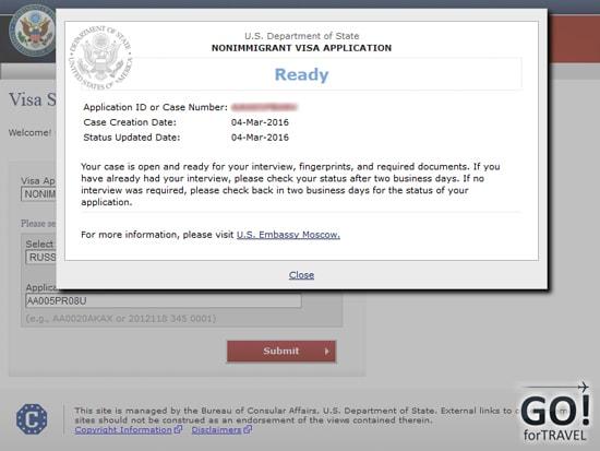 Виза в США | Как проверить статус визы в Америку