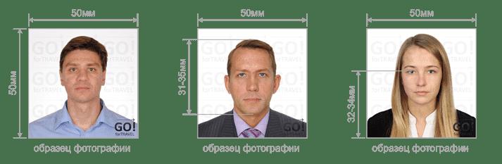 Фото на визу в США: требования к фотографии 2019
